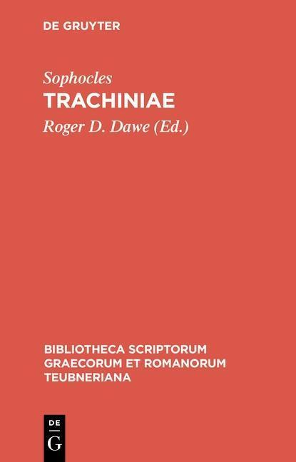 Trachiniae als eBook pdf