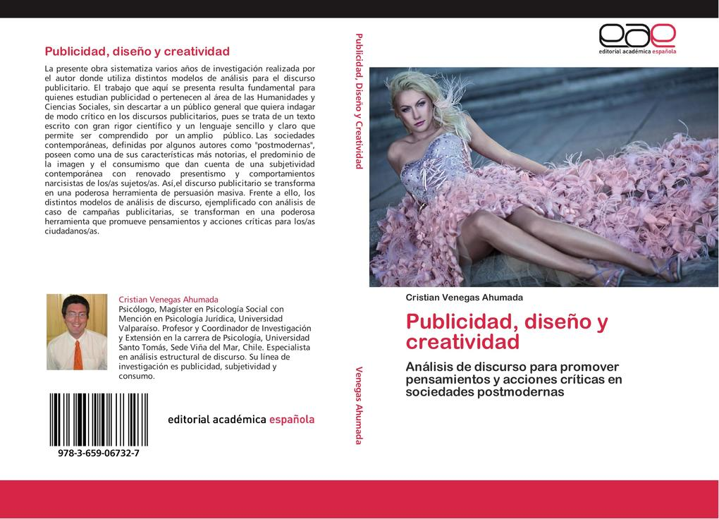 Publicidad, diseño y creatividad als Buch (kartoniert)