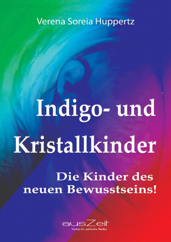 Indigo- und Kristallkinder als eBook epub