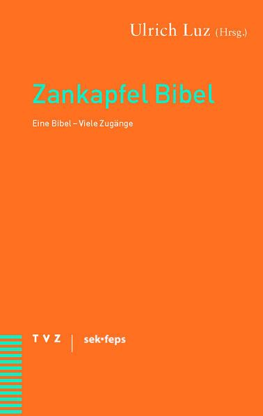 Zankapfel Bibel als Buch (kartoniert)