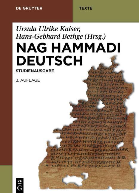 Nag Hammadi Deutsch als Buch (gebunden)