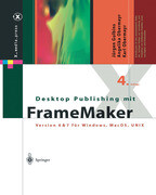Desktop Publishing mit FrameMaker