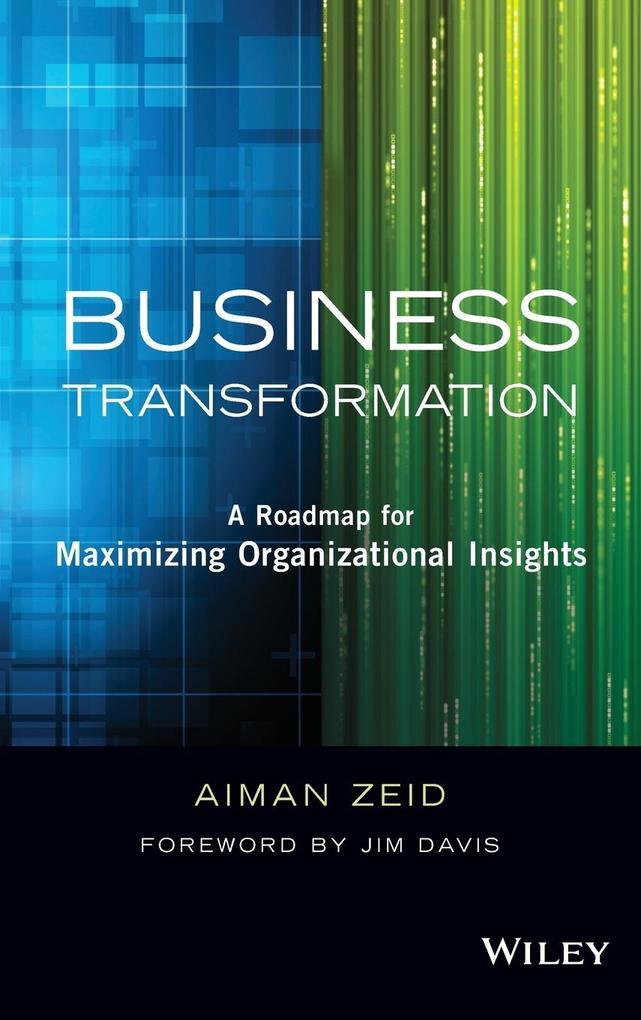 Business Transformation (SAS) als Buch (gebunden)