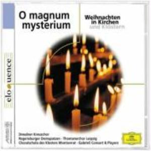 O Magnum Mysterium als CD