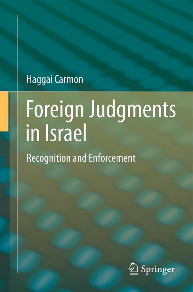 Foreign Judgments in Israel.pdf