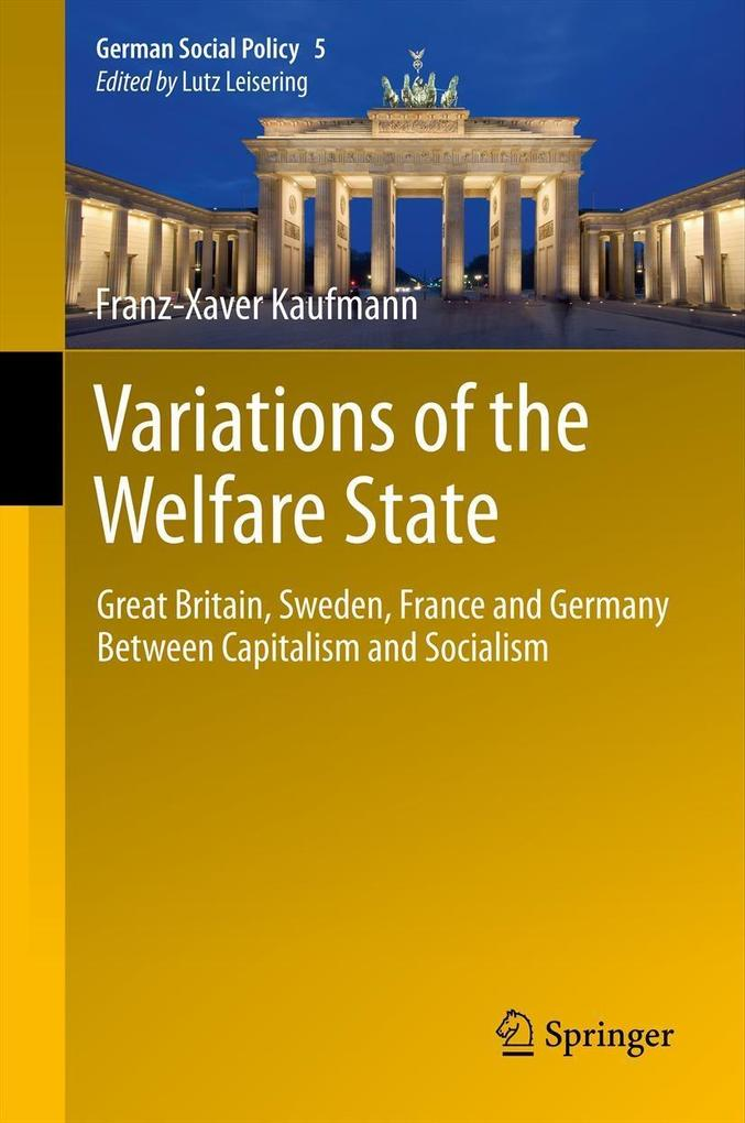 Variations of the Welfare State.pdf