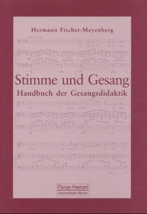 Stimme und Gesang als Buch (kartoniert)