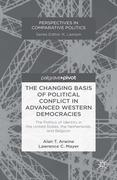 The Changing Basis of Political Conflict in Advanced Western Democracies
