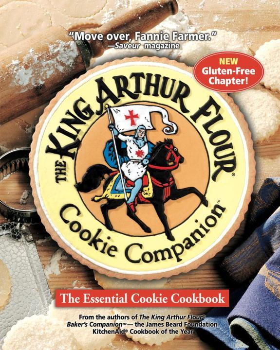The King Arthur Flour Cookie Companion: The Essential Cookie Cookbook.pdf