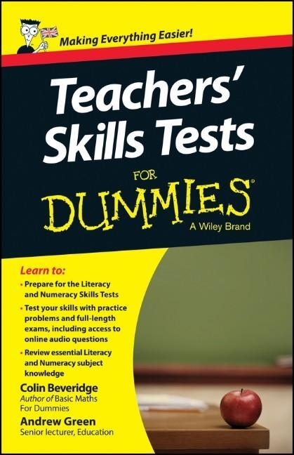 Teachers Skills Tests For Dummies.pdf