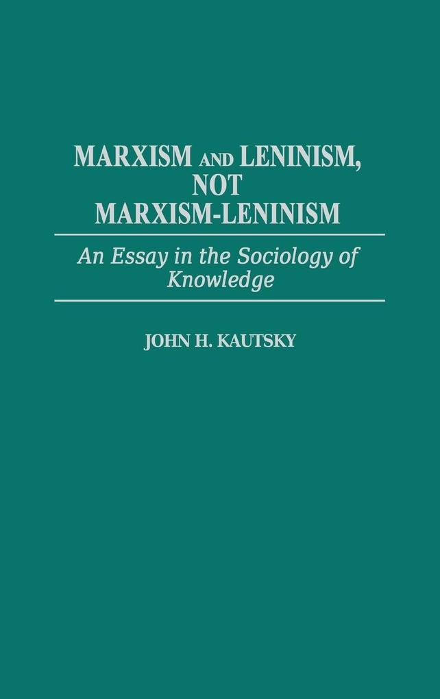 Marxism and Leninism.pdf