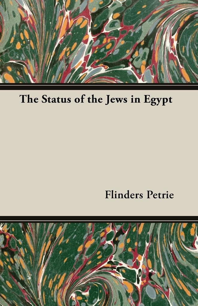 The Status of the Jews in Egypt.pdf