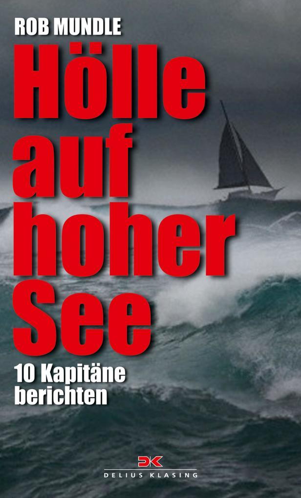 Hölle auf hoher See als eBook epub