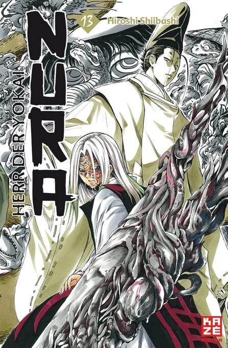 Nura, Herr der Yokai. Bd.13.pdf