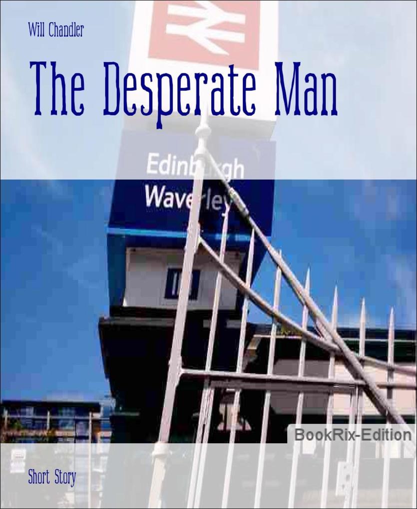 The Desperate Man.pdf