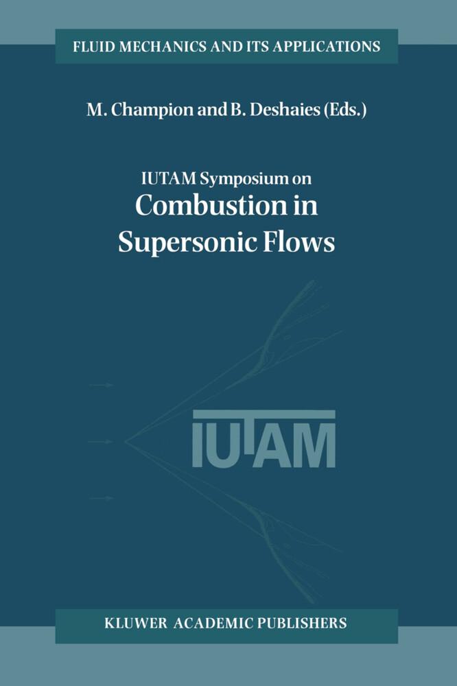 IUTAM Symposium on Combustion in Supersonic Flows als Buch (kartoniert)