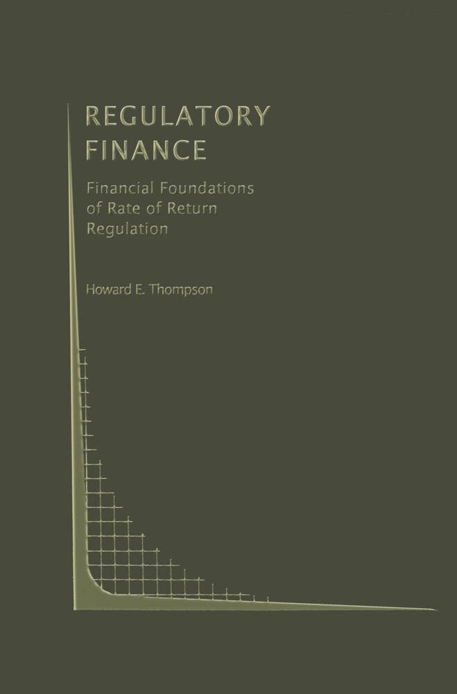 Regulatory Finance als Buch (gebunden)