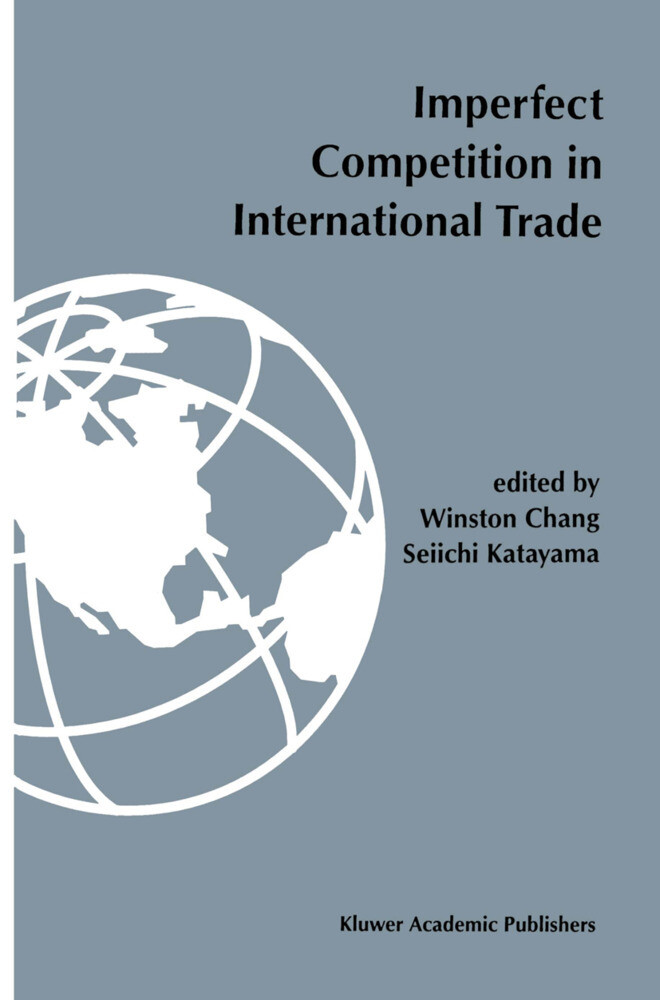 Imperfect Competition in International Trade als Buch (gebunden)