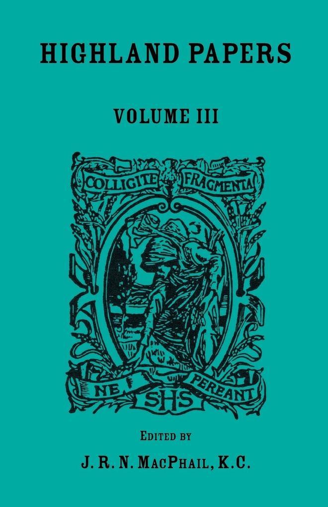 Highland Papers, Volume III.pdf
