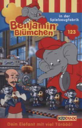 Folge 123:..in der Spielzeugfabrik als Kassette