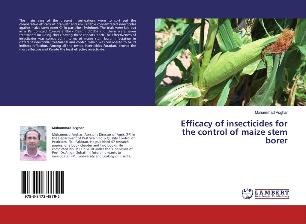 Efficacy of insecticides for the control of maize stem borer.pdf
