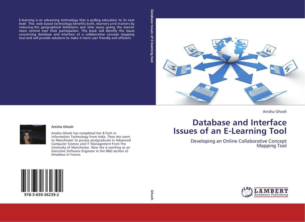 Database and Interface Issues of an E-Learning Tool.pdf