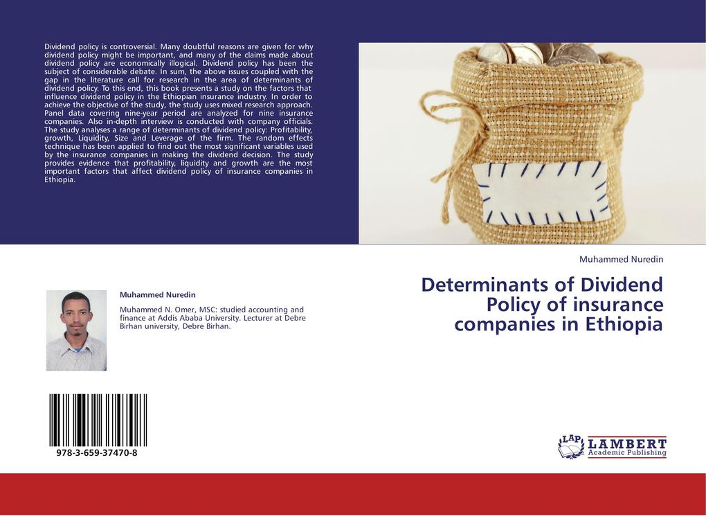 Determinants of Dividend Policy of insurance companies in Ethiopia.pdf