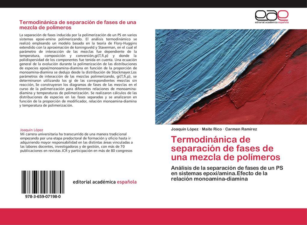 Termodinánica de separación de fases de una mezcla de polímeros.pdf