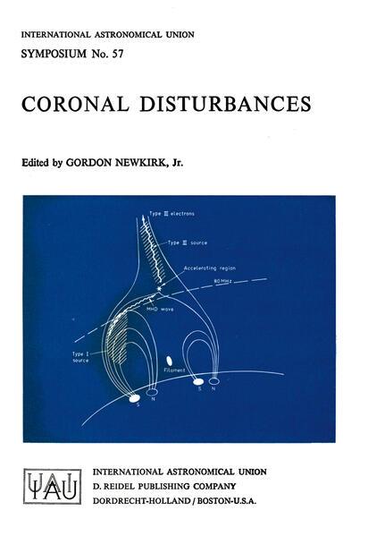 Coronal Disturbances als Buch (gebunden)