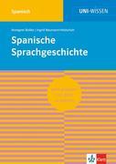 Spanische Sprachgeschichte
