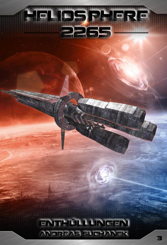 Heliosphere 2265 - Band 3: Enthüllungen (Science Fiction) als eBook epub
