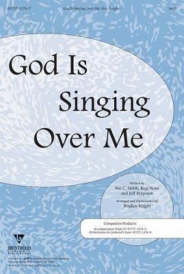 God Is Singing Over Me Split Track Accompaniment CD.pdf