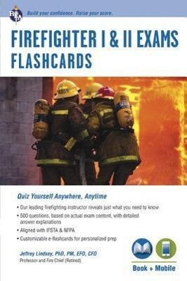 Firefighter I & II Exams Flashcard Book (Book + Online).pdf