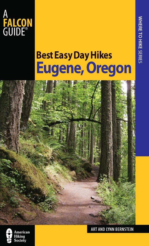 Best Easy Day Hikes Eugene, Oregon.pdf
