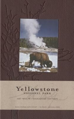 Yellowstone National Park Hardcover Ruled Journal.pdf