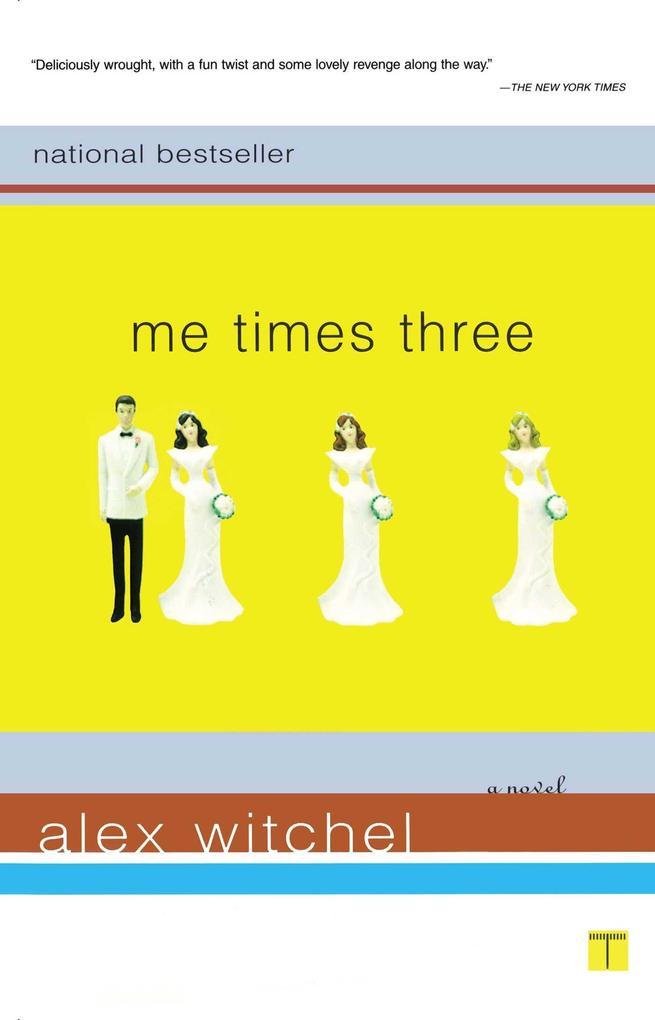 Me Times Three als Taschenbuch