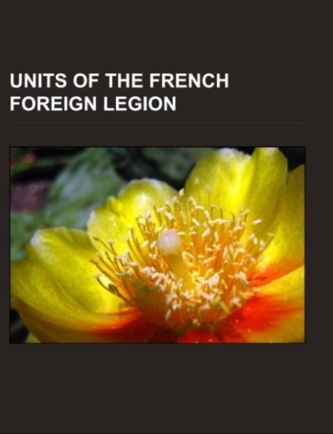 Units of the French Foreign Legion.pdf