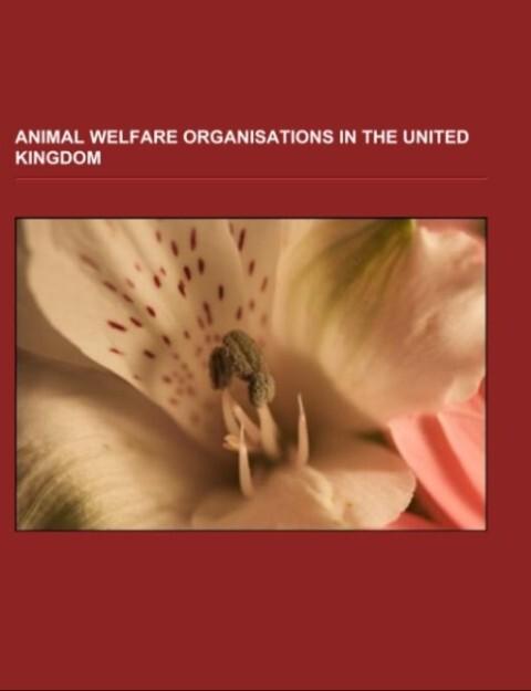 Animal welfare organisations in the United Kingdom.pdf