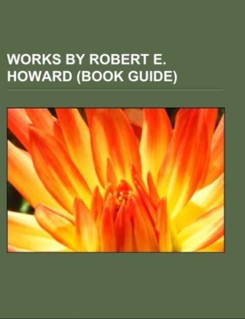 Works by Robert E. Howard (Book Guide).pdf