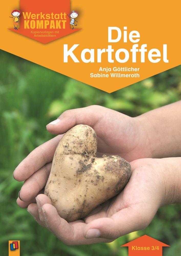 Werkstatt kompakt: Die Kartoffel. Kopiervorlagen mit Arbeitsblättern.pdf