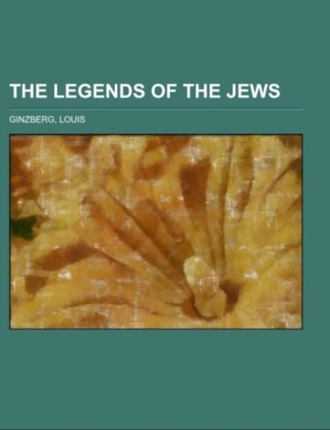 The Legends of the Jews Volume 1.pdf