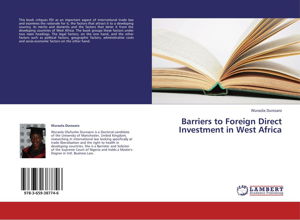 Barriers to Foreign Direct Investment in West Africa.pdf