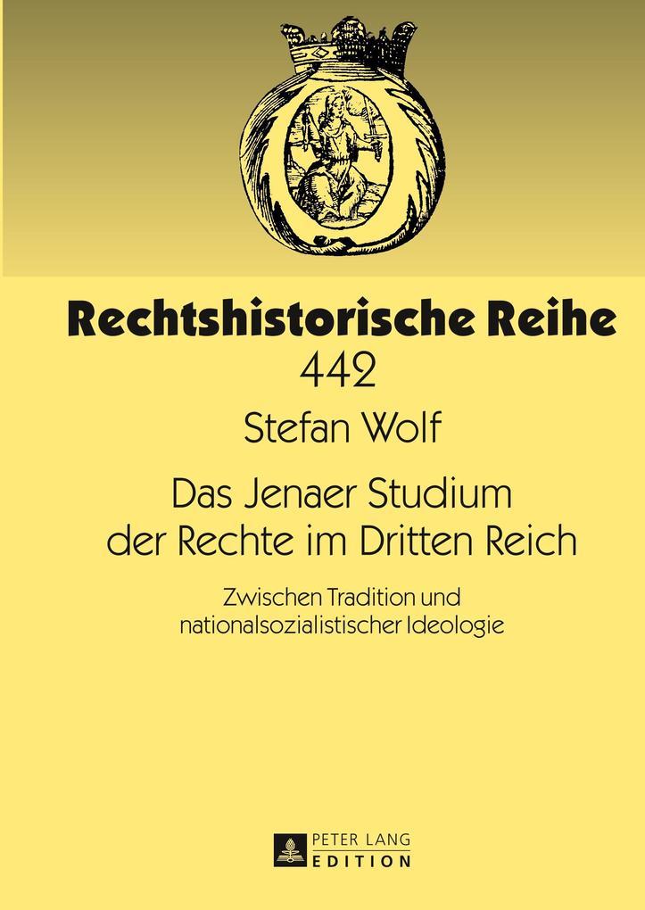 Das Jenaer Studium der Rechte im Dritten Reich.pdf