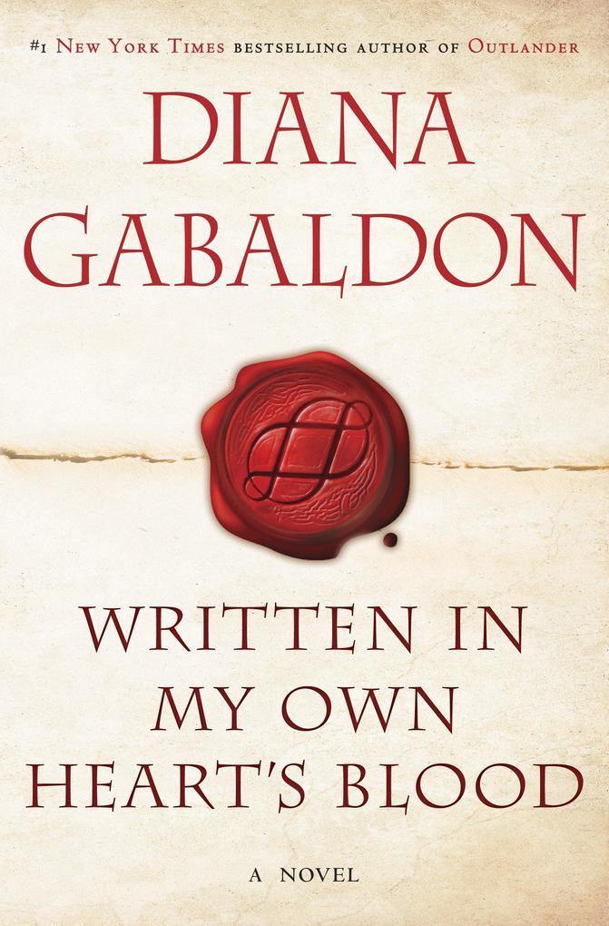 Written in My Own Heart's Blood als Buch (gebunden)