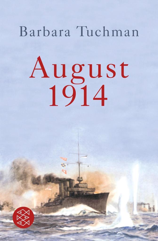 August 1914 als Taschenbuch