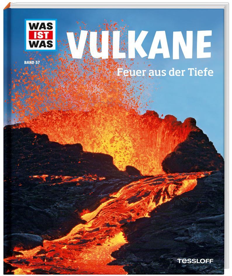 Vulkane. Feuer aus der Tiefe als Buch