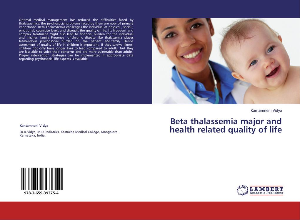 Beta thalassemia major and health related quality of life.pdf