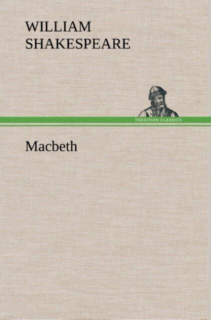 Macbeth als Buch (gebunden)