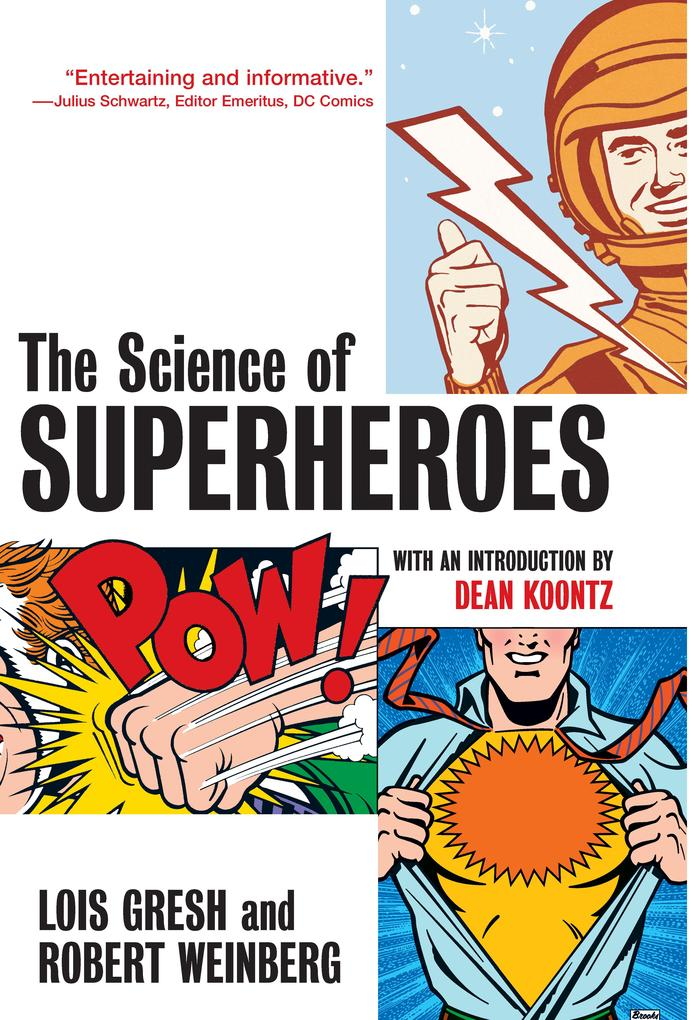 The Science of Superheroes als eBook epub
