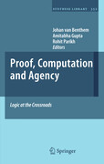 Proof, Computation and Agency
